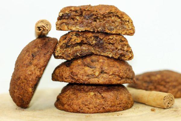 cookies cannelle vegan