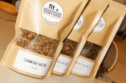 Pack granola sucres