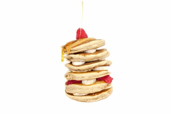 tour de pancakes vegan